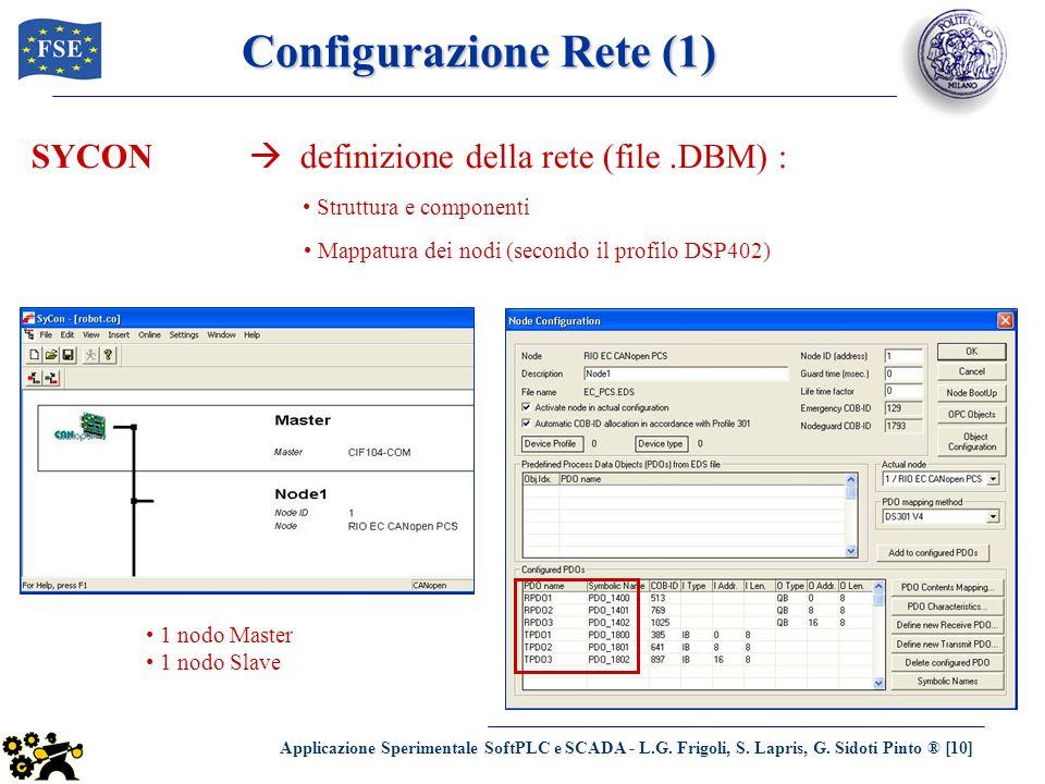 Configurazione Rete (1)