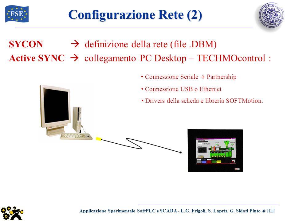 Configurazione Rete (2)