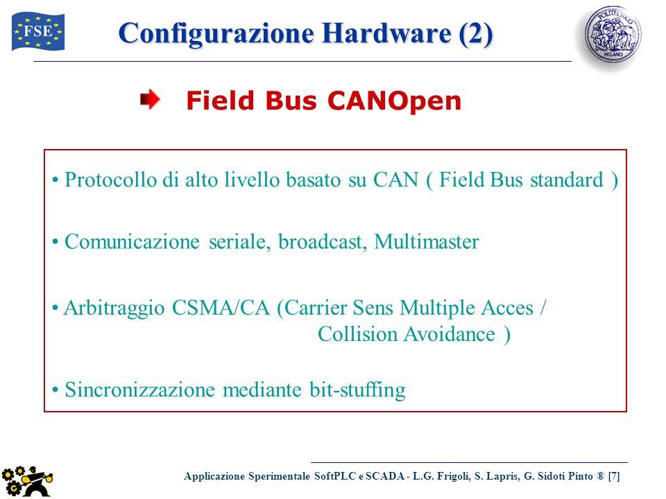 Configurazione Hardware (2)