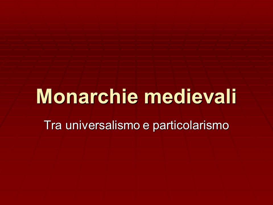 Tra universalismo e particolarismo