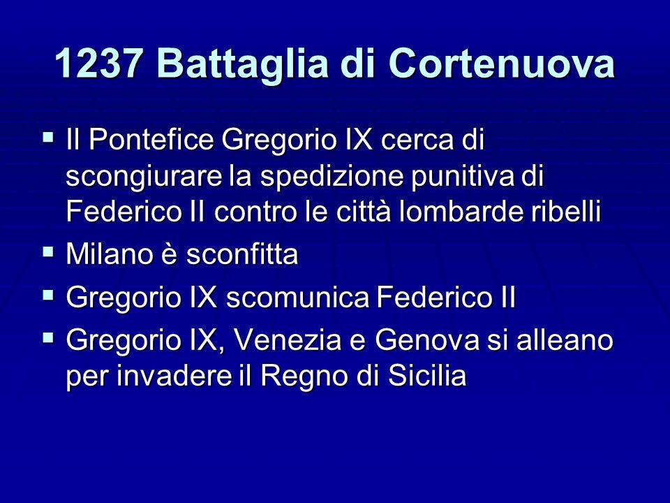 1237 Battaglia di Cortenuova