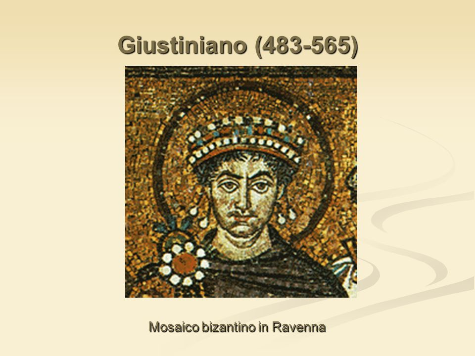 Mosaico bizantino in Ravenna