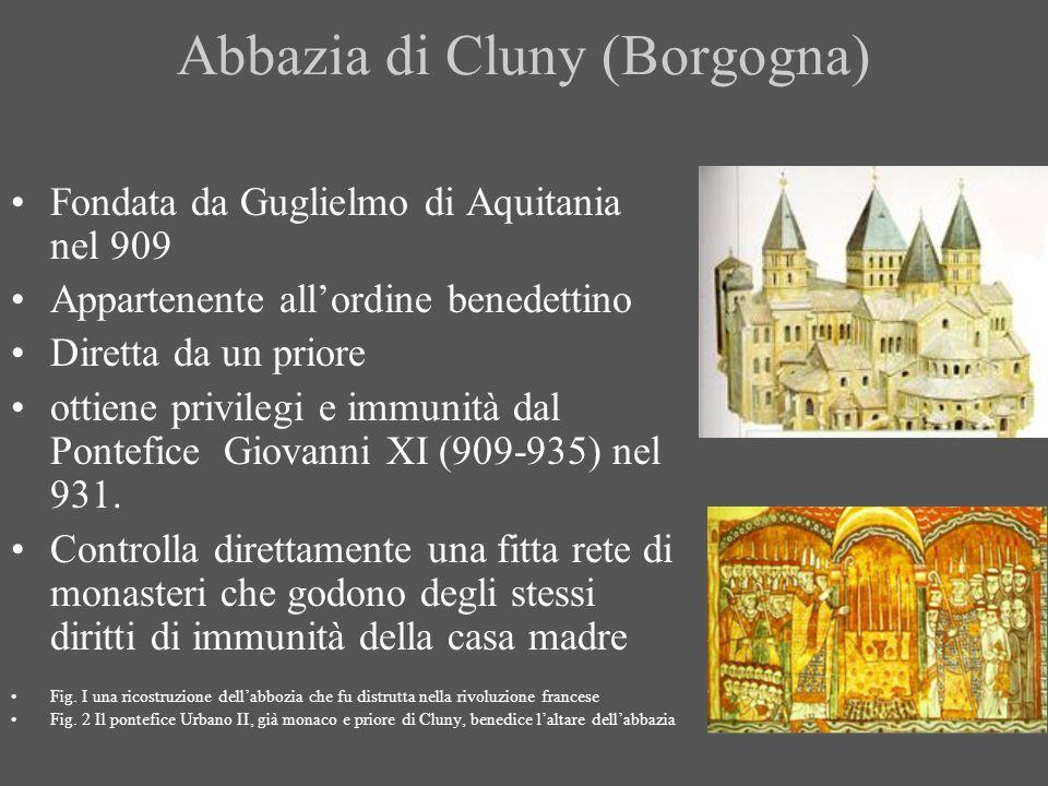 Abbazia di Cluny (Borgogna)
