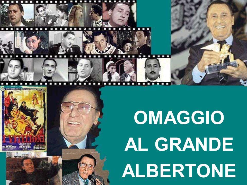 OMAGGIO AL GRANDE ALBERTONE
