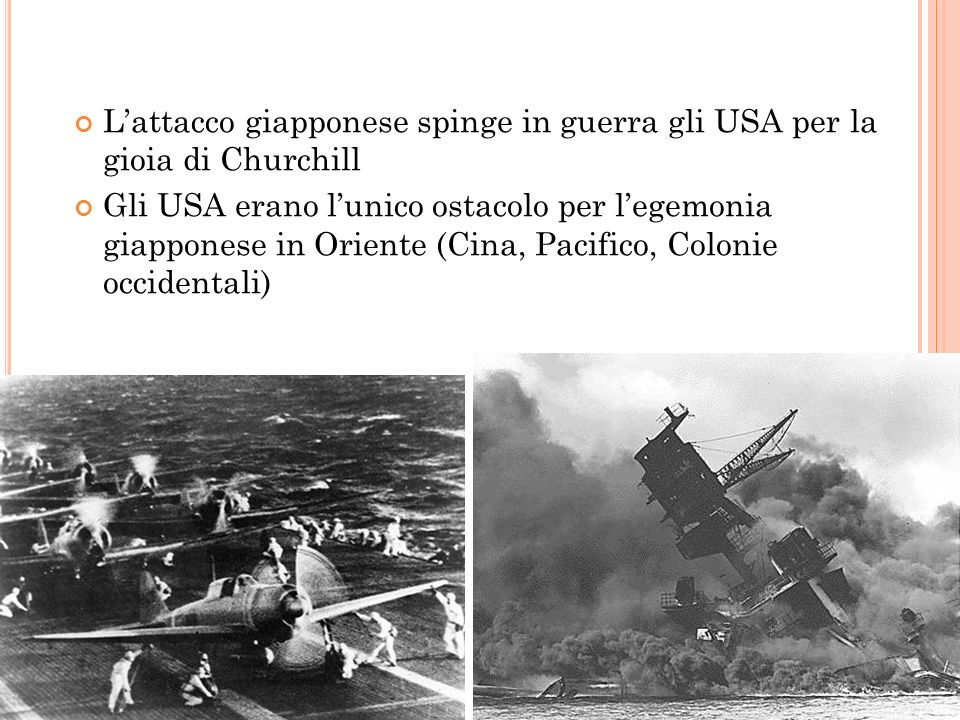 7 dicembre '41: Pearl Harbour