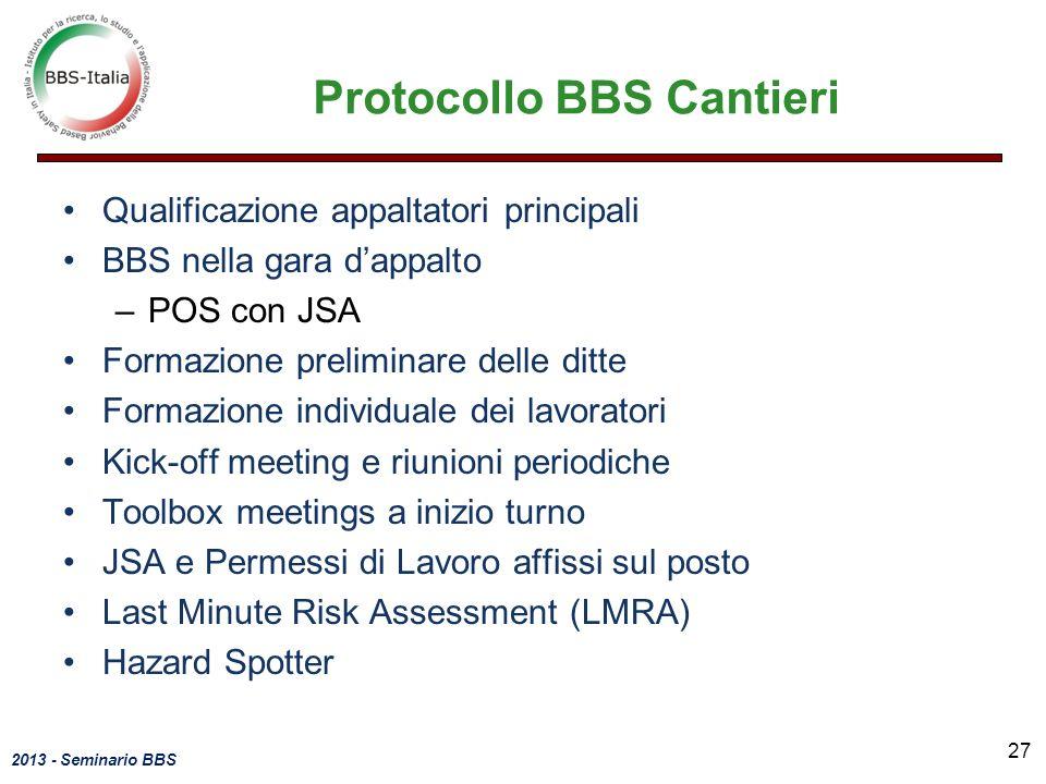 Protocollo BBS Cantieri