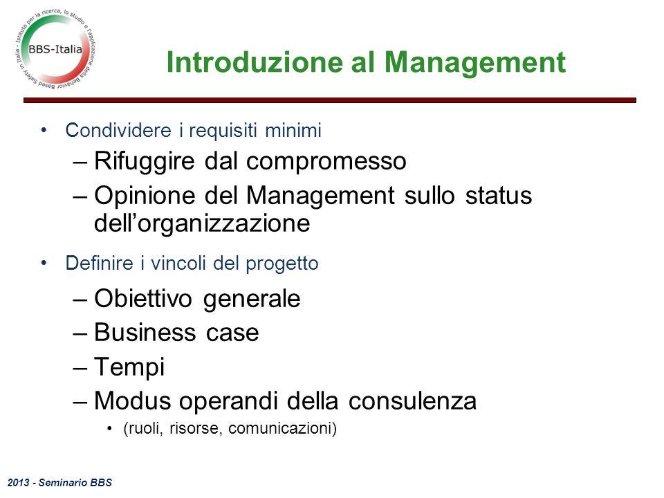 Introduzione al Management