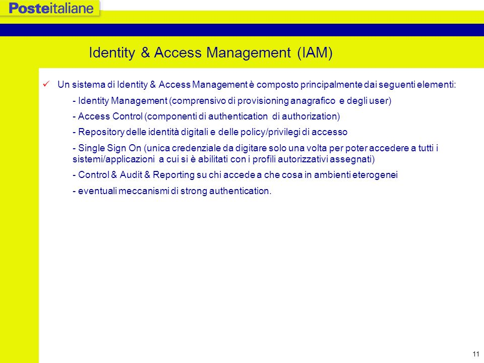 Identity & Access Management (IAM)