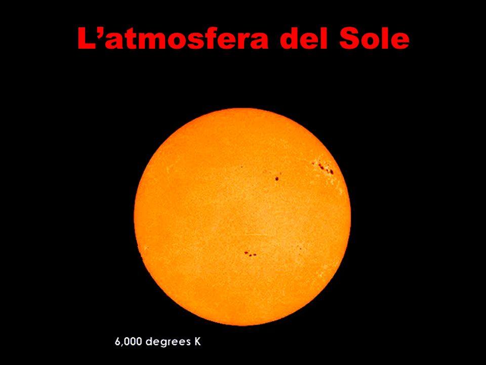 L'atmosfera del Sole