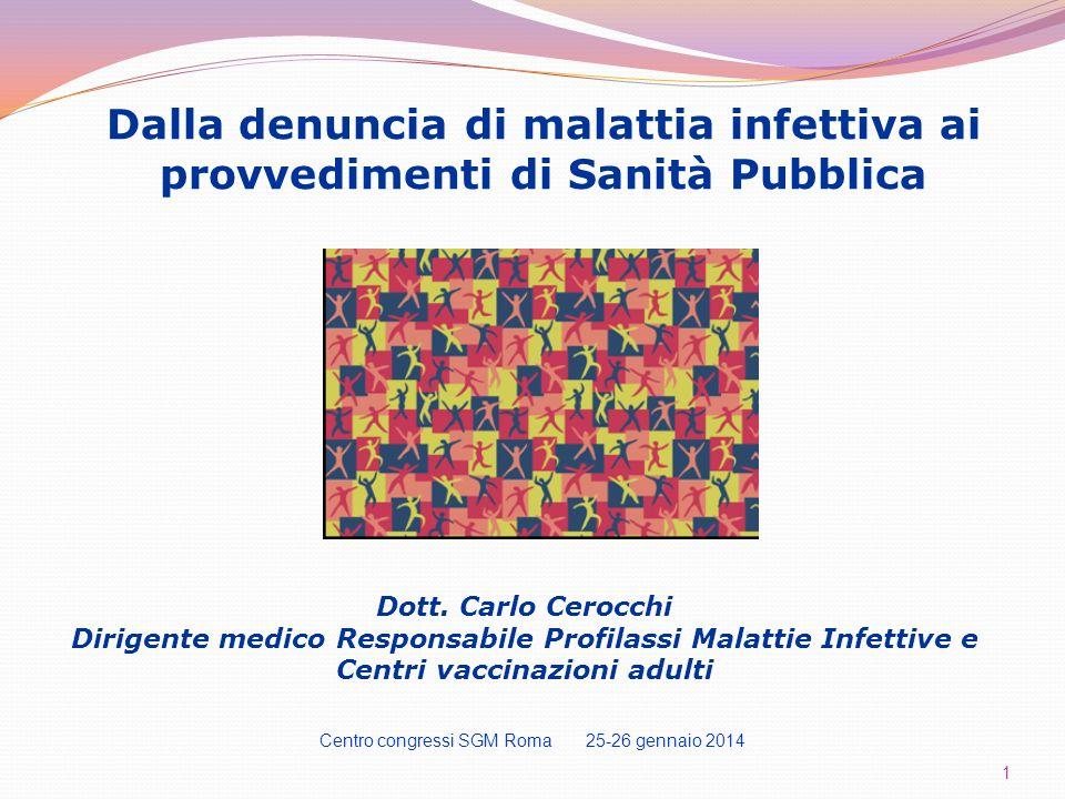 Centro congressi SGM Roma 25-26 gennaio 2014
