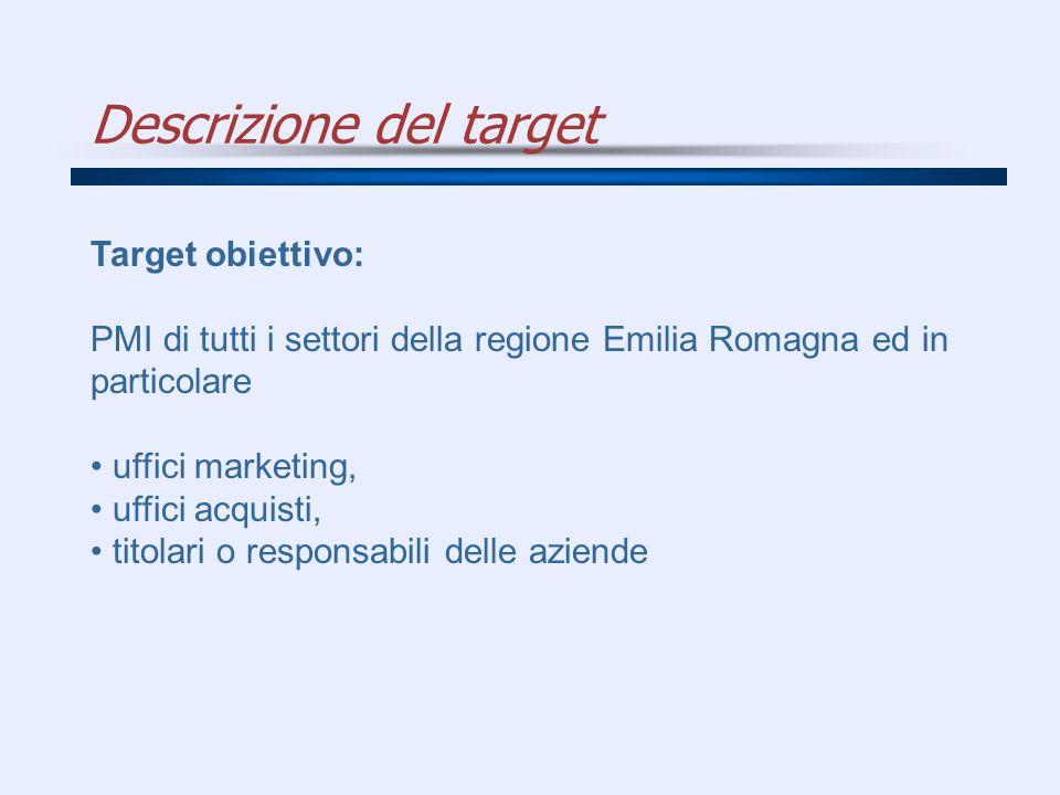 Descrizione del target
