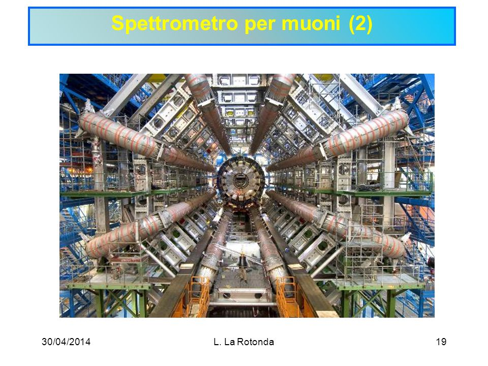 Spettrometro per muoni (2)
