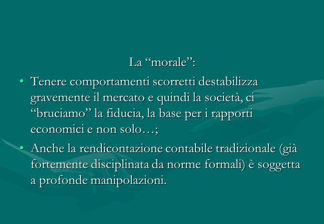 La morale :
