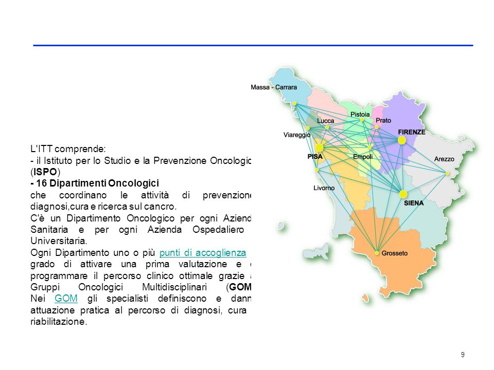 L Istituto per lo Studio e la Prevenzione Oncologica (ISPO) è stato istituito con Legge Regionale Toscana n. 3 del 04.02.2008