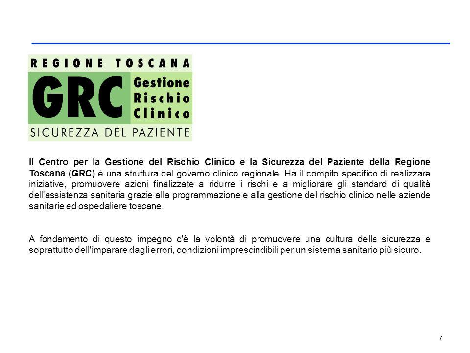 L Istituto Toscano Tumori è un istituto a rete che comprende le attività di prevenzione, ricerca e di assistenza per l oncologia della regione Toscana. Ha sedi in tutte le Aziende Sanitarie e la direzione scientifica e operativa è a Firenze.