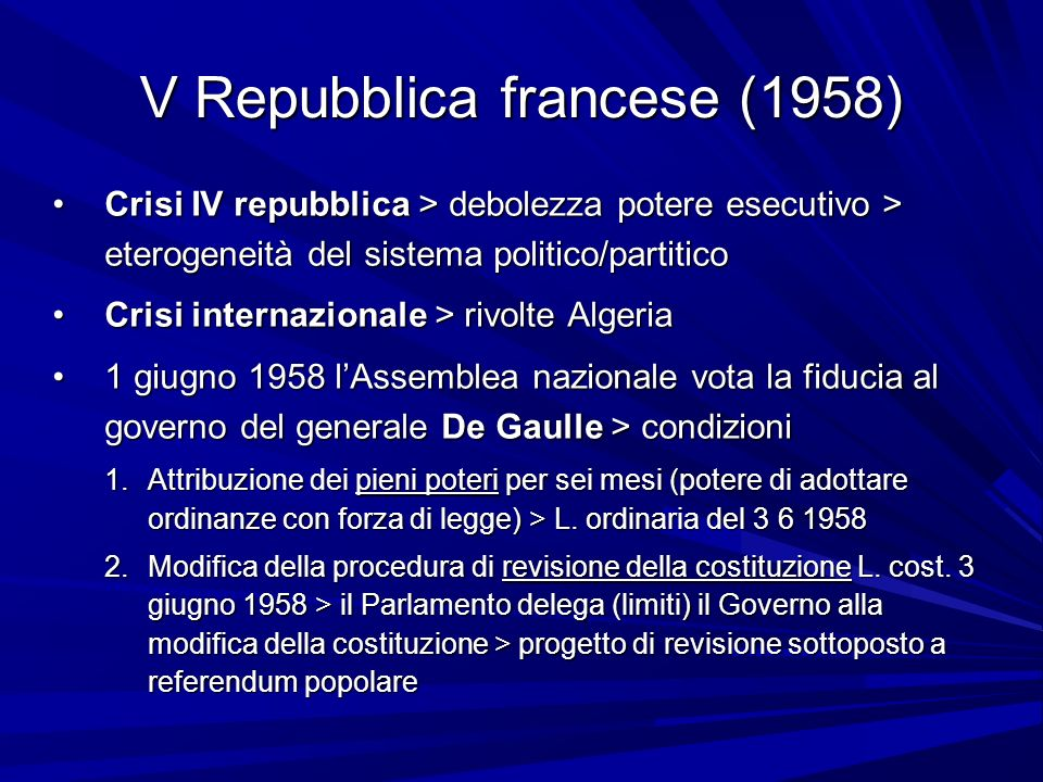 V Repubblica francese (1958)
