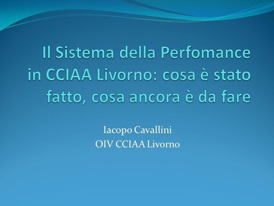 Revisione aziendale - I modulo Iacopo Cavallini OIV CCIAA Livorno