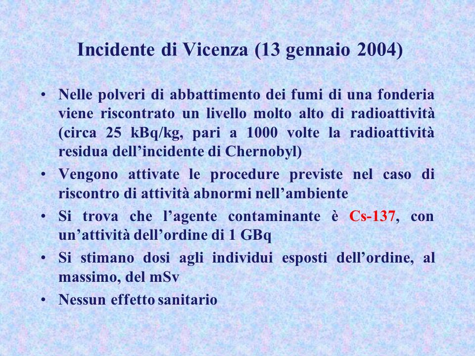 Incidente di Vicenza (13 gennaio 2004)