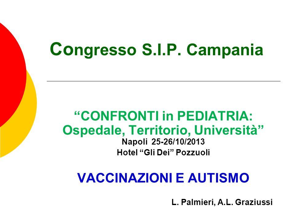 Congresso S.I.P. Campania