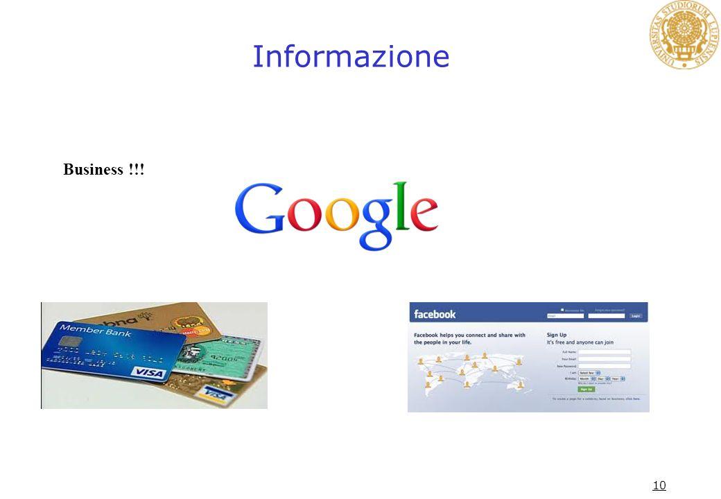 Informazione Business !!!