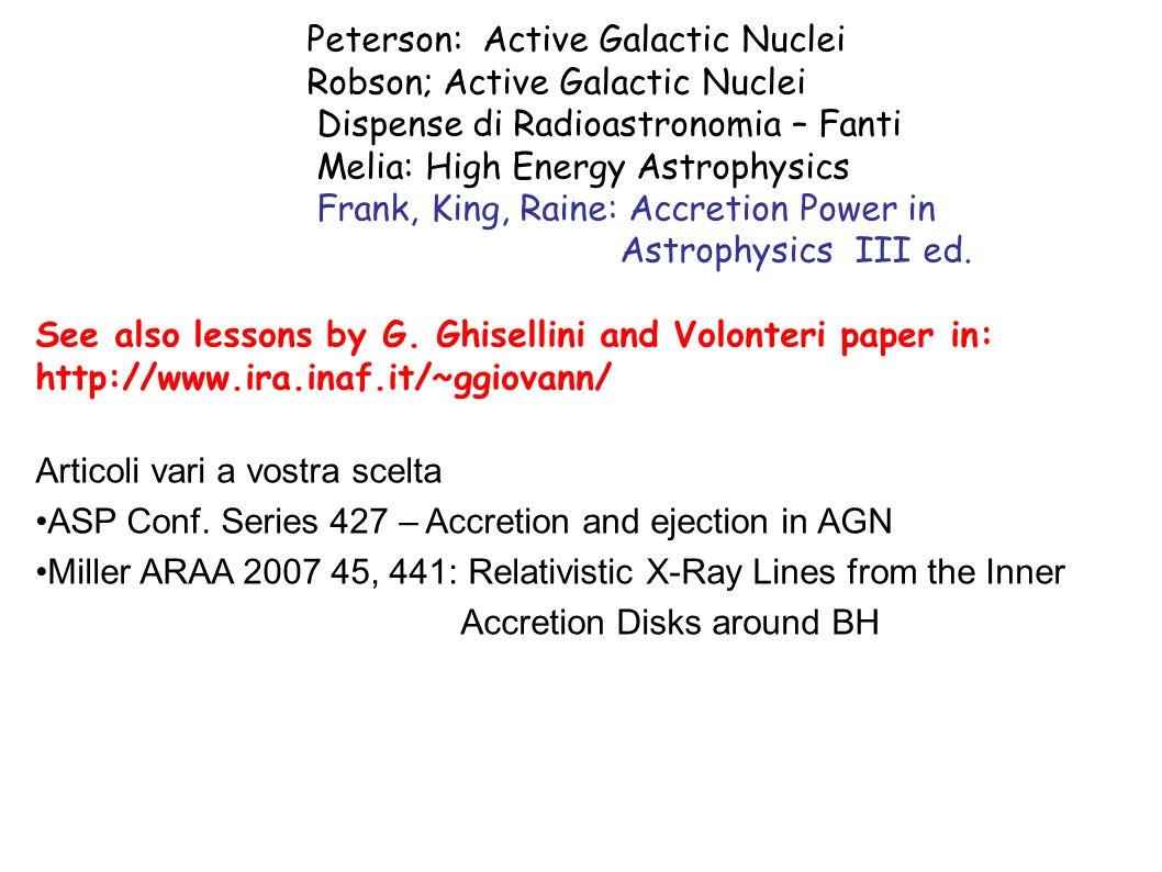 Peterson: Active Galactic Nuclei