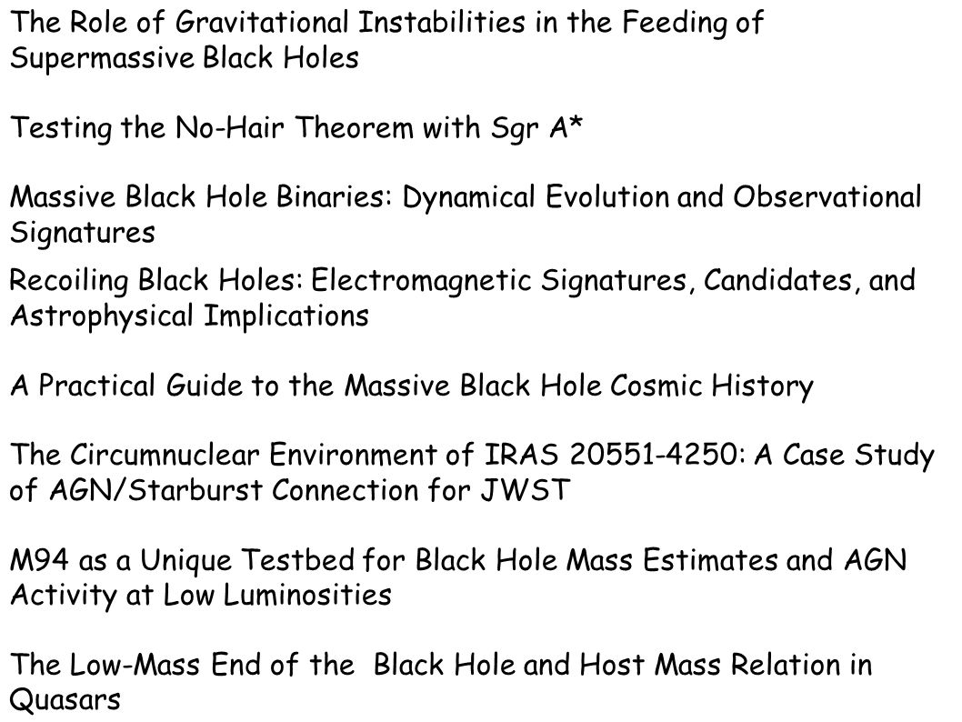 The Role of Gravitational Instabilities in the Feeding of Supermassive Black Holes