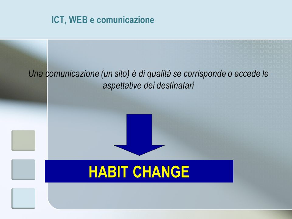 ICT, WEB e comunicazione