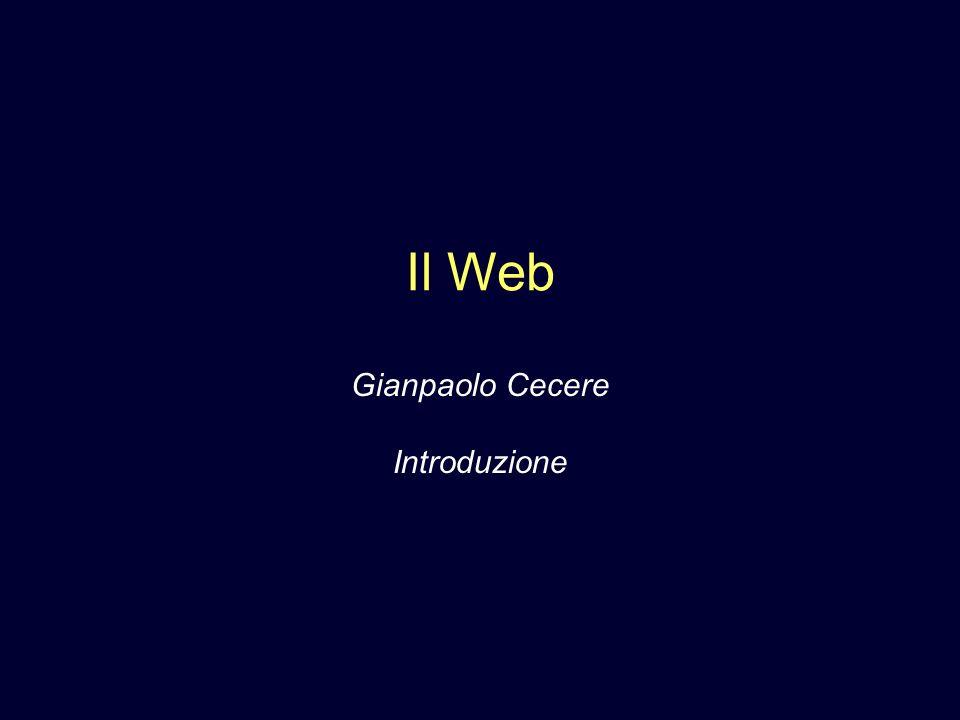 Gianpaolo Cecere Introduzione