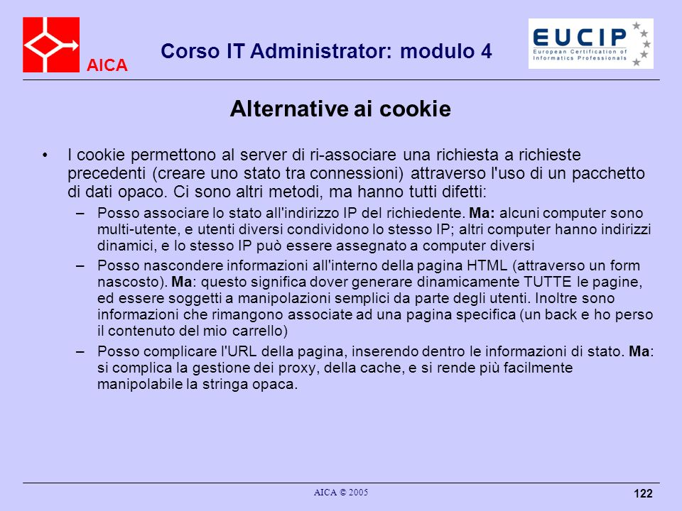 Alternative ai cookie
