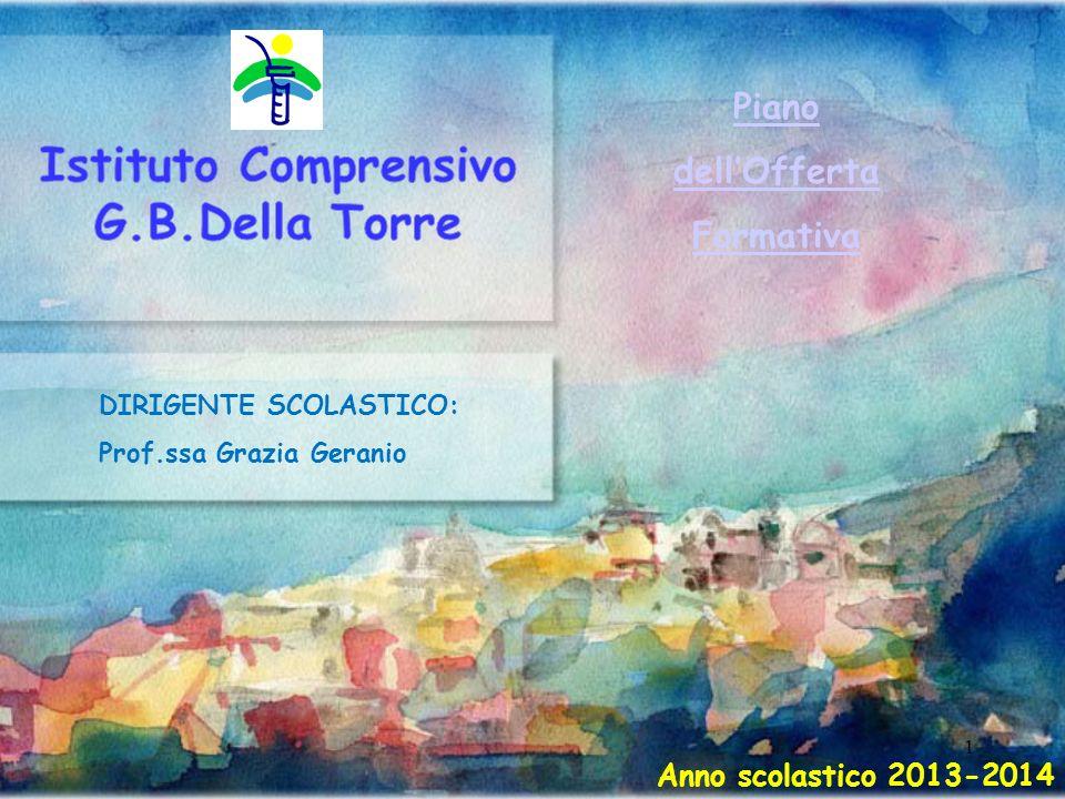 Istituto Comprensivo G.B.Della Torre