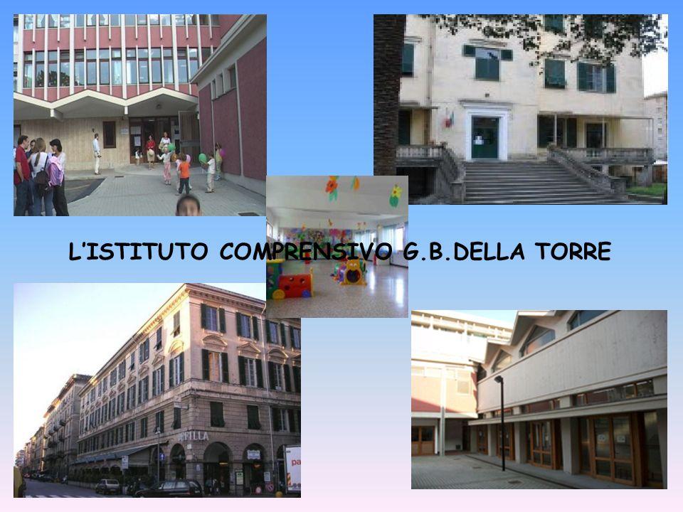 L'ISTITUTO COMPRENSIVO G.B.DELLA TORRE