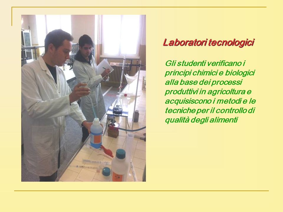 Laboratori tecnologici