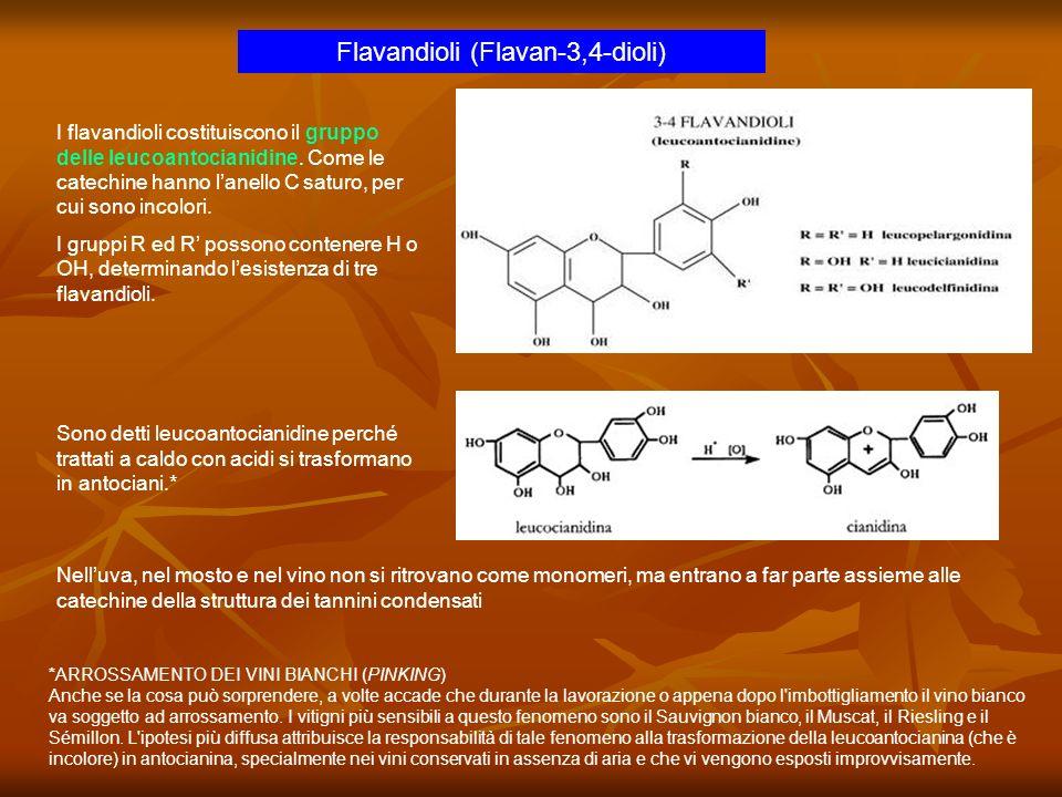 Flavandioli (Flavan-3,4-dioli)