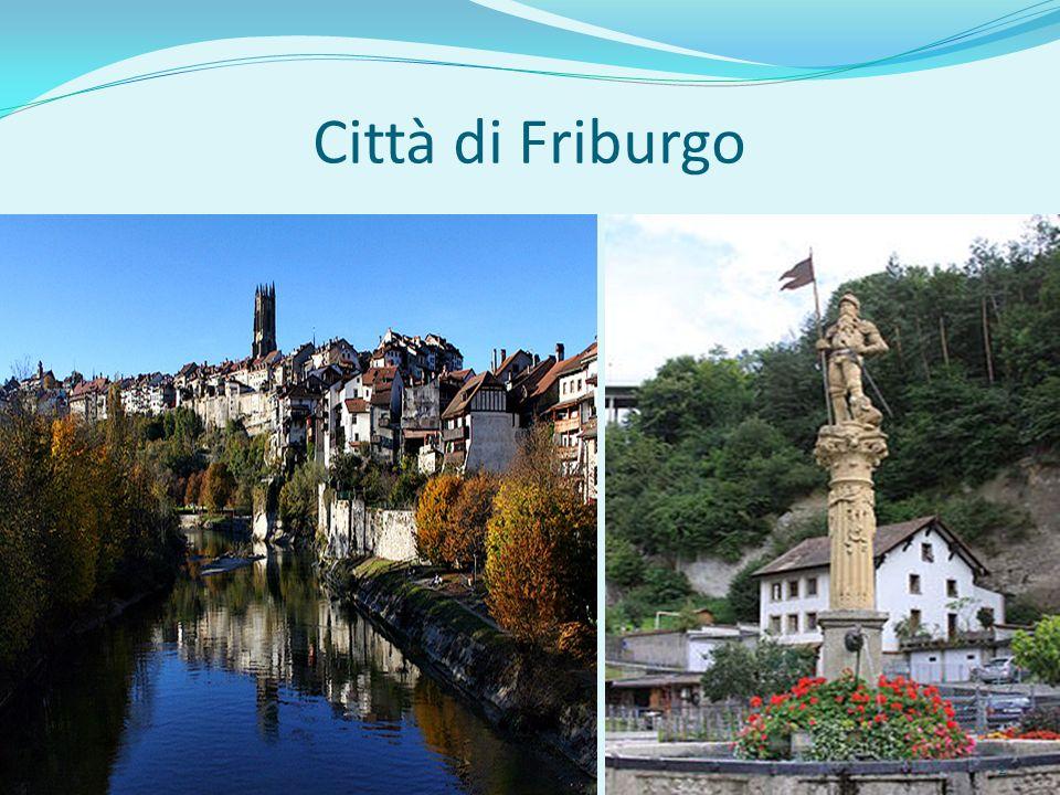 Città di Friburgo