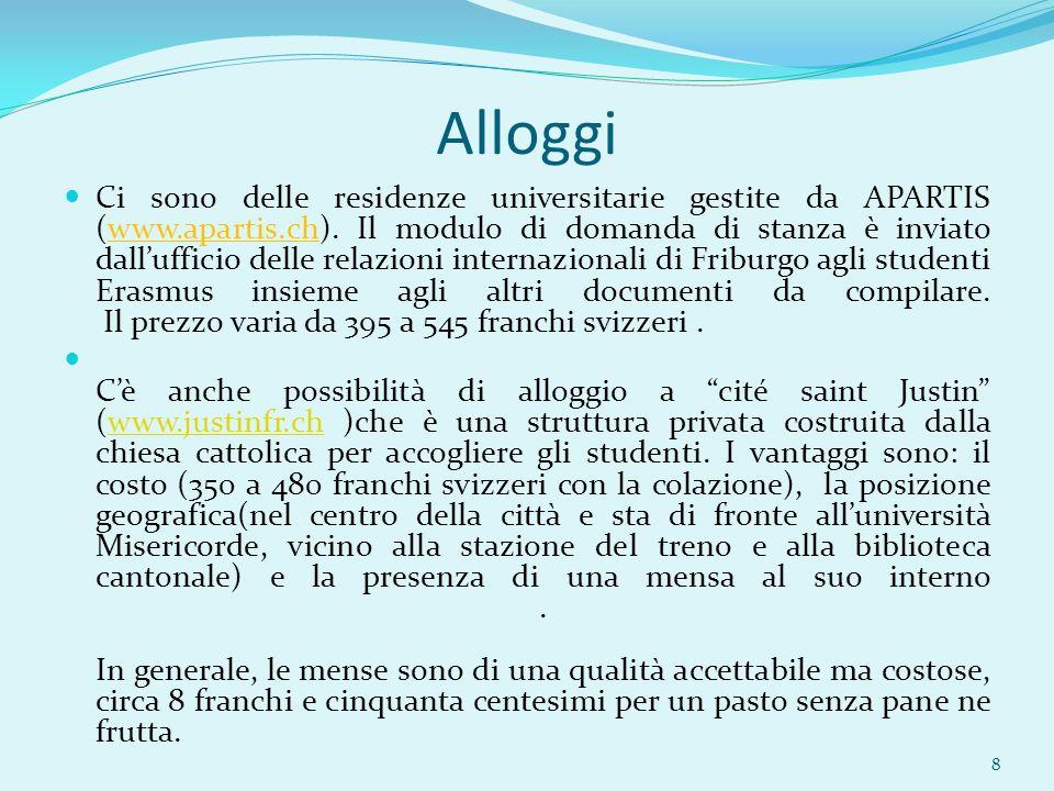 Alloggi