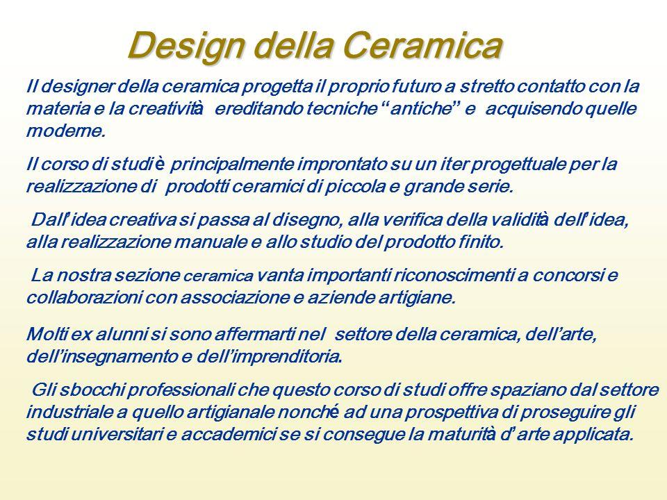 Design della Ceramica