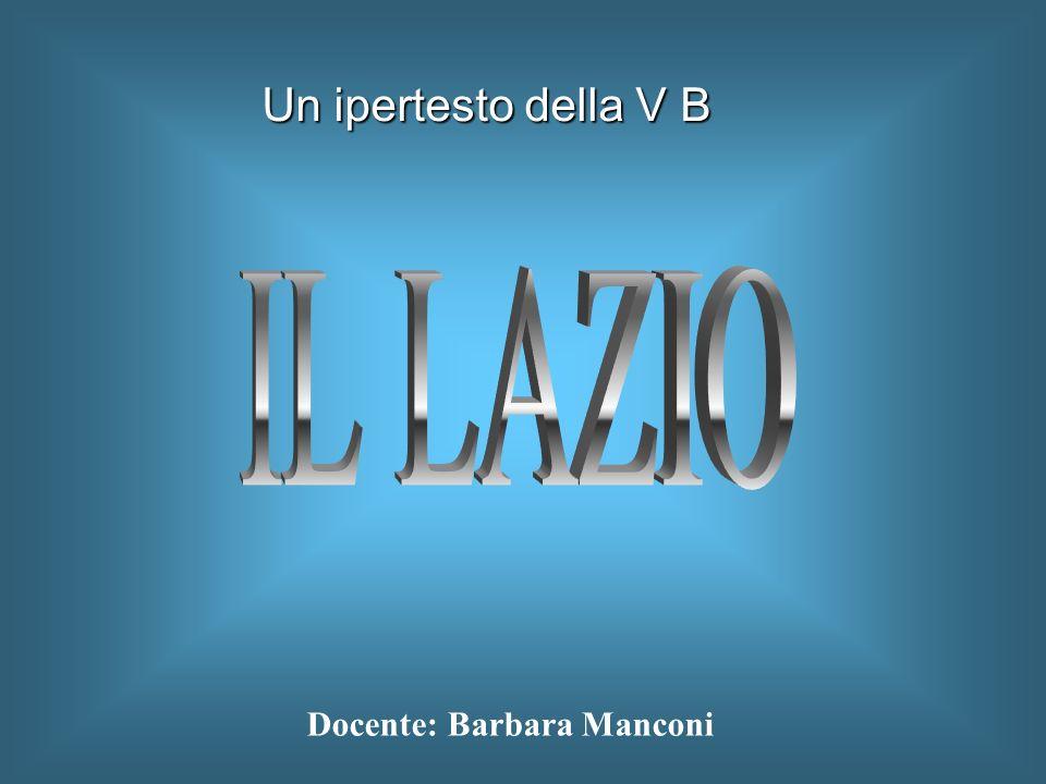 Docente: Barbara Manconi