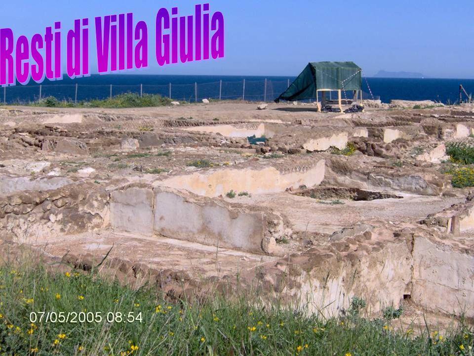 Resti di Villa Giulia