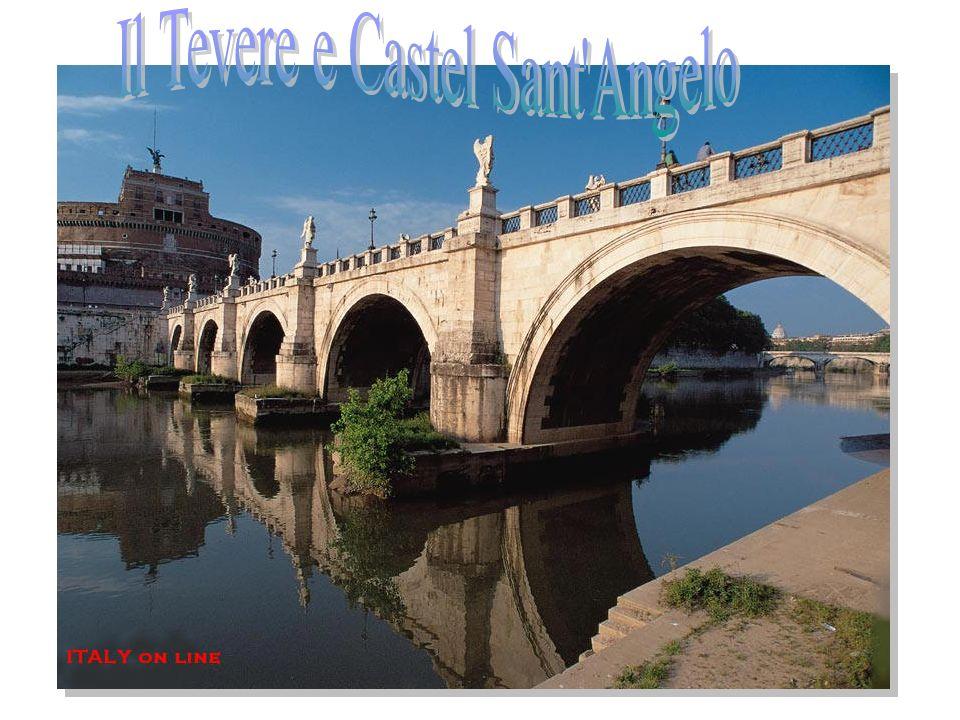 Il Tevere e Castel Sant Angelo