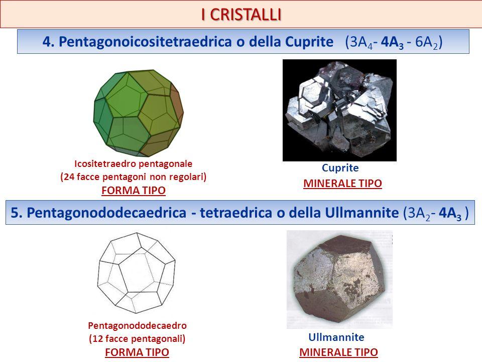 Icositetraedro pentagonale (24 facce pentagoni non regolari)