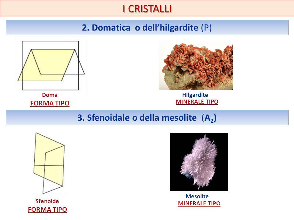 I CRISTALLI 2. Domatica o dell'hilgardite (P)