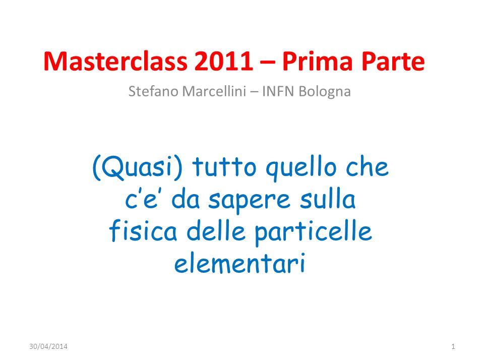 Masterclass 2011 – Prima Parte
