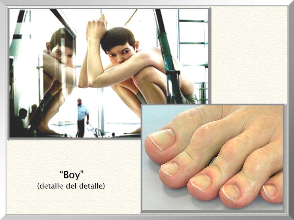 Boy (detalle del detalle)