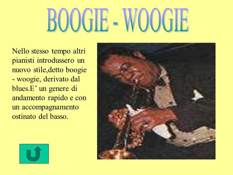 BOOGIE - WOOGIE