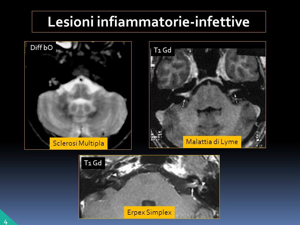 Lesioni infiammatorie-infettive