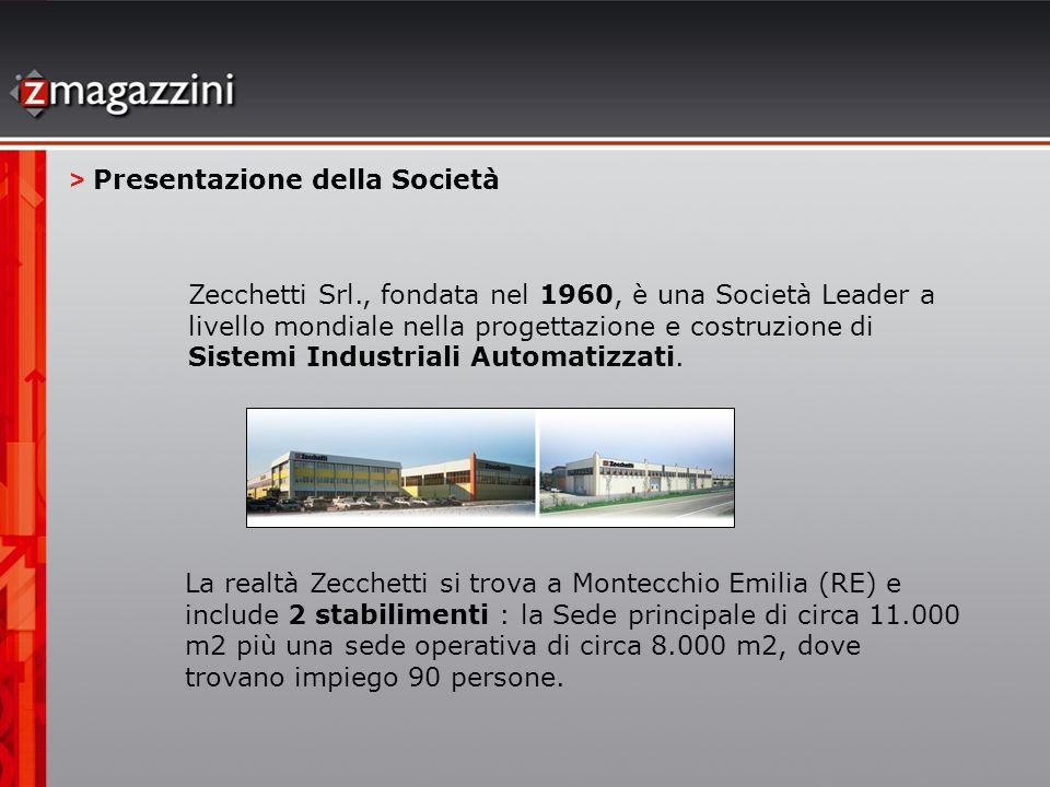 > Presentazione della Società