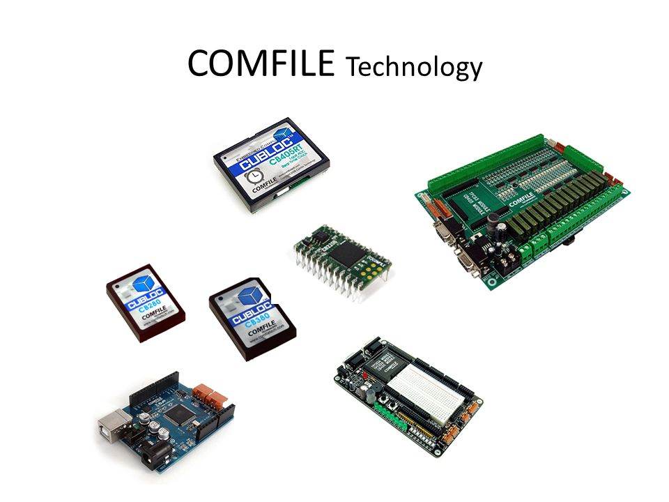 COMFILE Technology