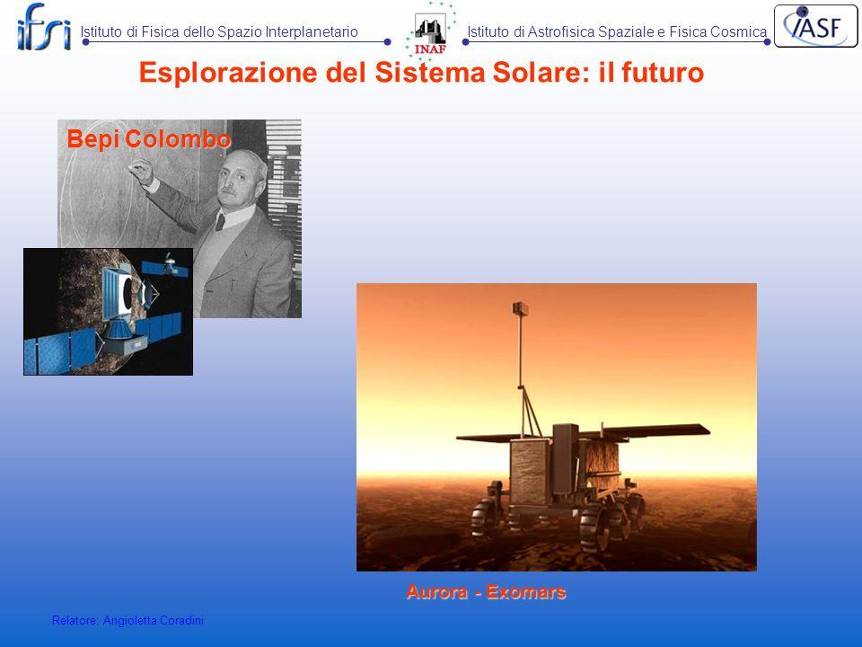 Esplorazione del Sistema Solare: il futuro