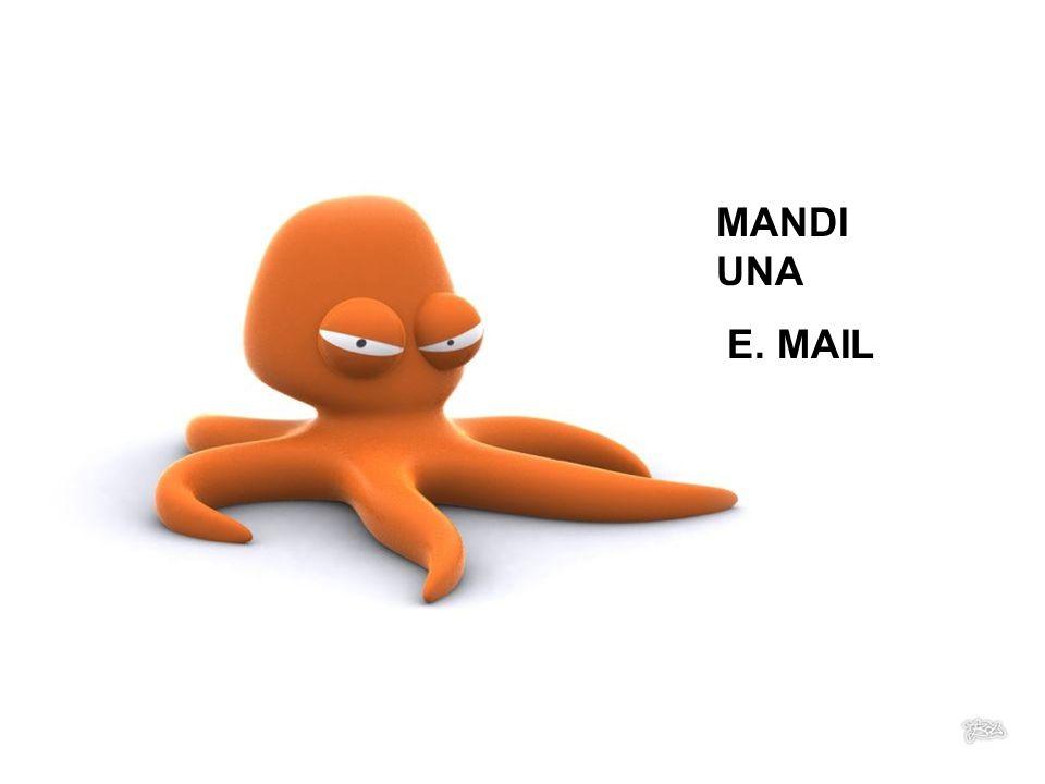 MANDI UNA E. MAIL