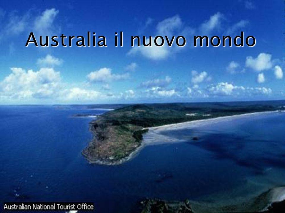 Australia il nuovo mondo